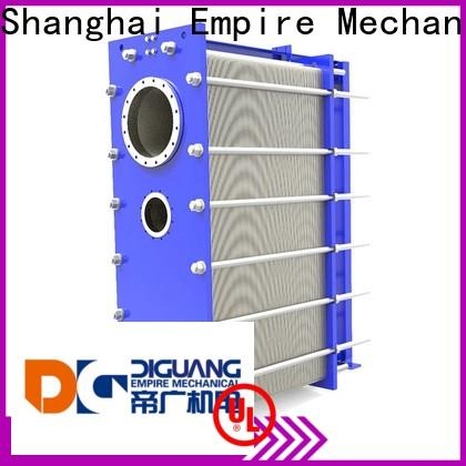 DIGUANG Top fully welded plate heat exchanger Supply for transferring heat