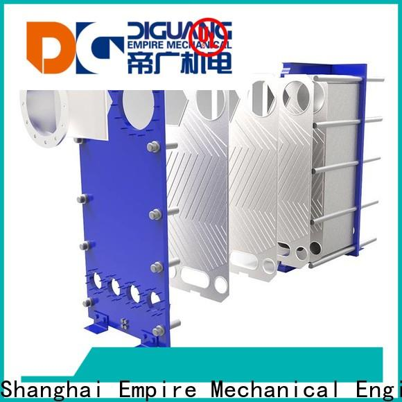 Wholesale heat exchanger types manufacturers for transferring heat