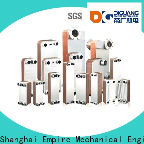 DIGUANG Latest plate heat exchanger applications Supply for transferring heat