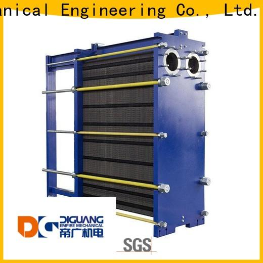 Top heat exchanger types factory for transferring heat