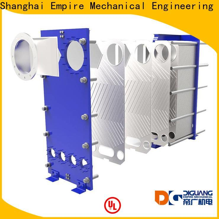 DIGUANG Best plate and tube heat exchanger company for transferring heat