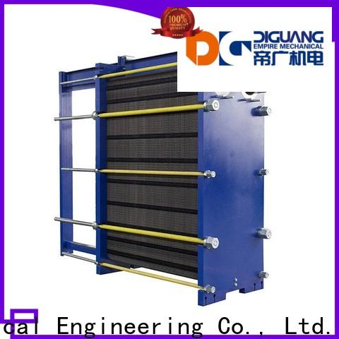 DIGUANG plate type heat exchanger calculation Supply for transferring heat