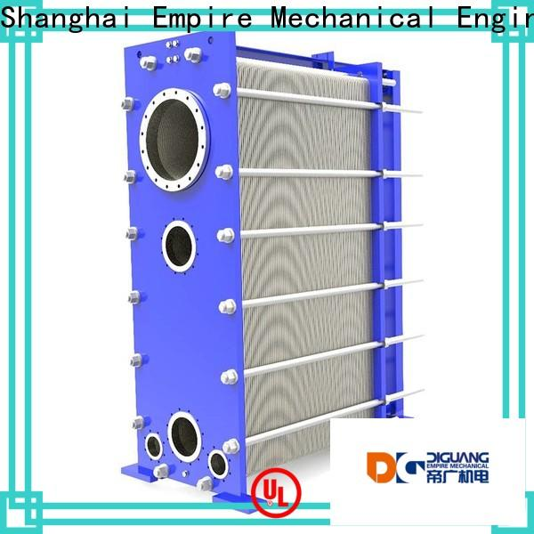 DIGUANG small plate heat exchanger factory for transferring heat