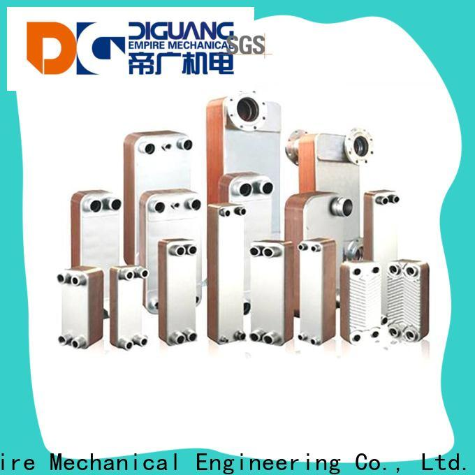 DIGUANG plate and frame heat exchanger selection Supply for transferring heat