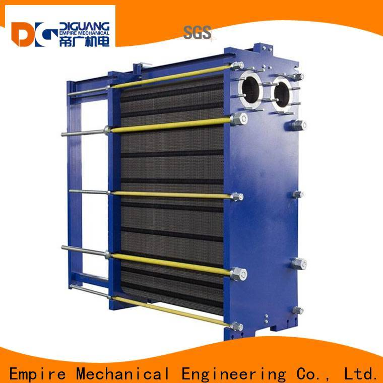 New plate and frame heat exchanger calculations company for transferring heat