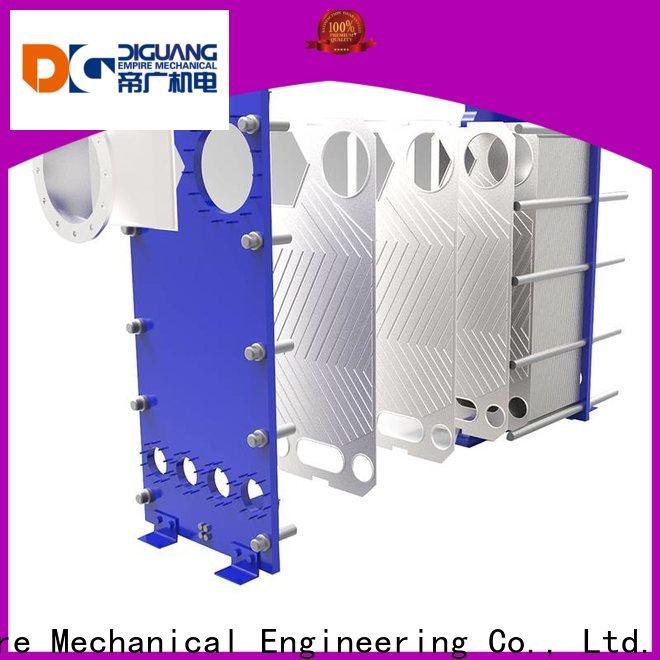 DIGUANG Custom spiral heat exchanger Supply for transferring heat