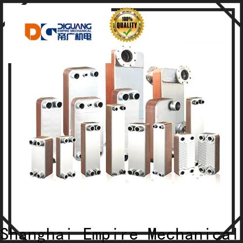 DIGUANG Best chilled water heat exchanger for business for transferring heat