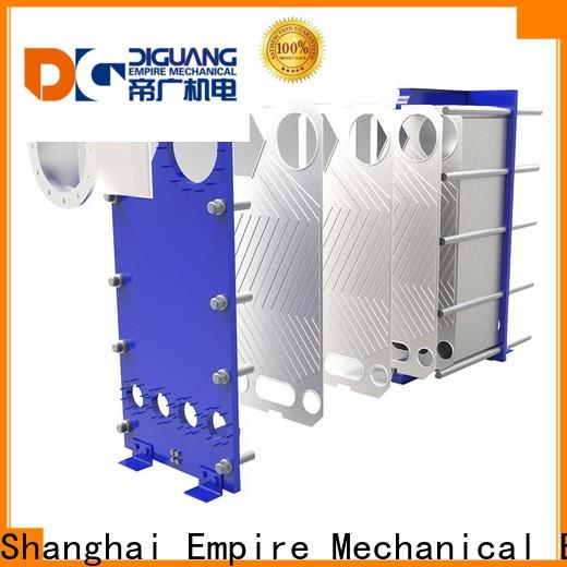 DIGUANG New plate type heat exchanger manufacturers Suppliers for transferring heat
