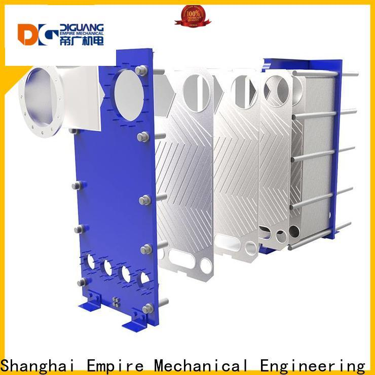 DIGUANG Top plate exchanger design Supply for transferring heat