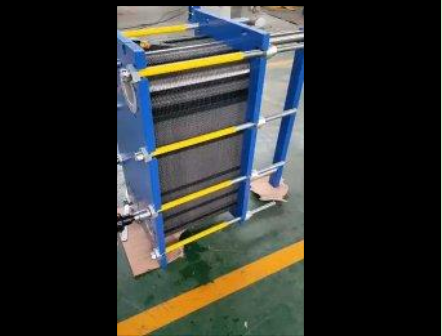 Heat Exchanger Assembling On Shanghai Empire
