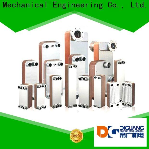 Top plate type exchanger Suppliers for transferring heat