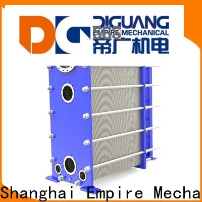 DIGUANG Custom brazed plate heat exchanger manufacturers Supply for transferring heat