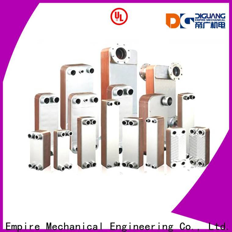 DIGUANG Custom spiral plate heat exchanger factory for transferring heat