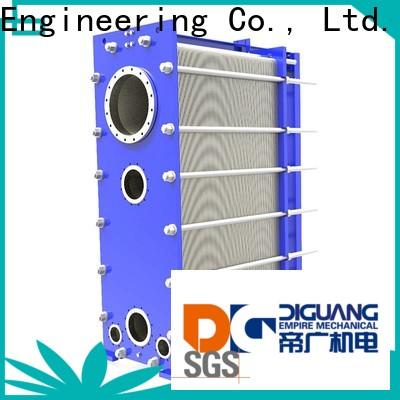 DIGUANG plate coolers heat exchangers Suppliers for transferring heat