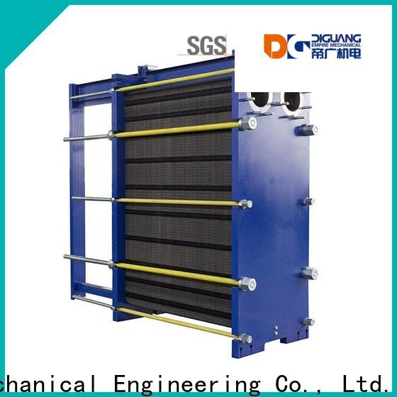 DIGUANG Custom gasketed plate heat exchanger manufacturers for transferring heat