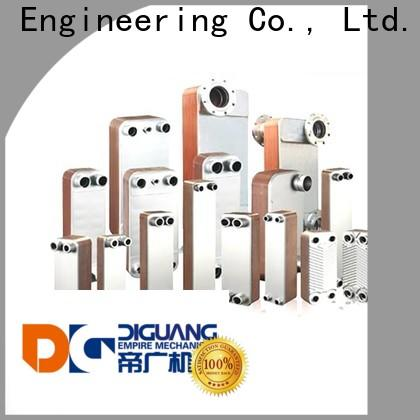 DIGUANG Best plate and frame heat exchanger price Supply for transferring heat