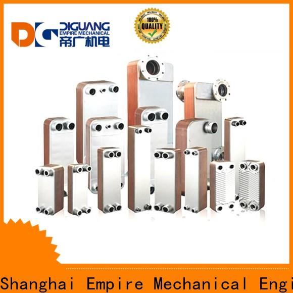 DIGUANG plate type exchanger factory for transferring heat