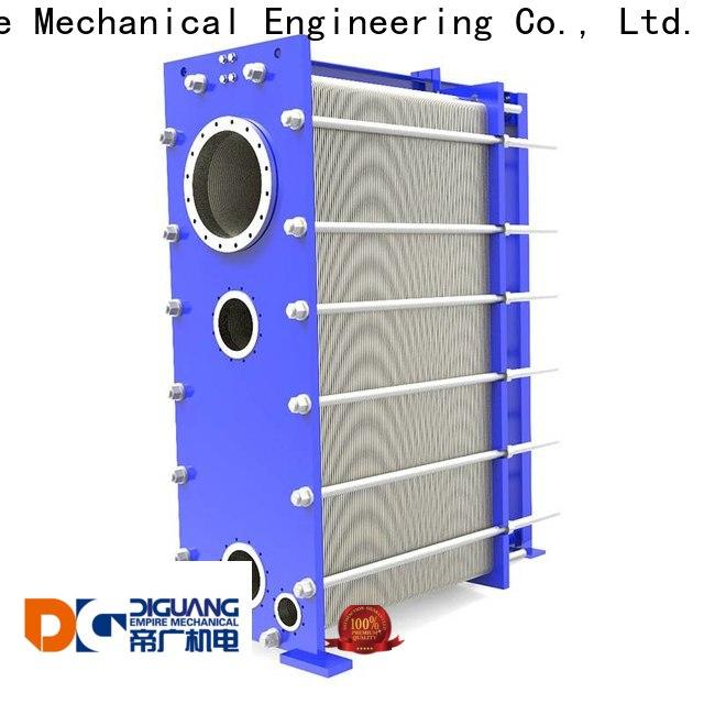 Latest welded plate heat exchanger manufacturers for transferring heat