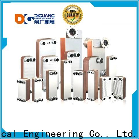 Wholesale semi welded plate heat exchanger Suppliers for transferring heat