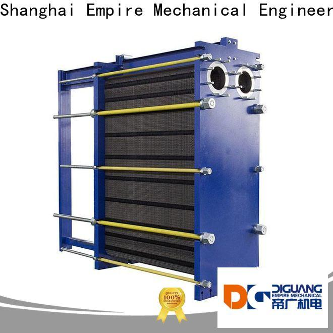 DIGUANG plate heat exchanger sizing Suppliers for transferring heat