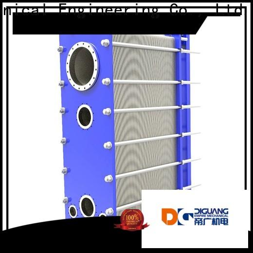 Latest fully welded plate heat exchanger manufacturers for transferring heat