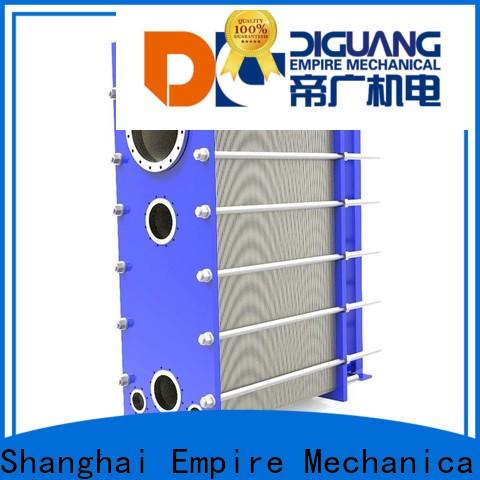 Wholesale plate and frame heat exchanger calculations company for transferring heat