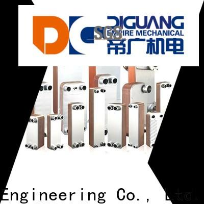 DIGUANG High-quality plate type heat exchanger manufacturers Suppliers for transferring heat