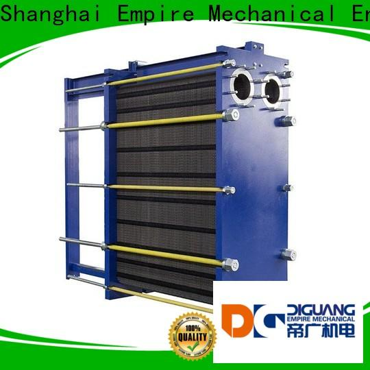 DIGUANG chilled water heat exchanger manufacturers for transferring heat