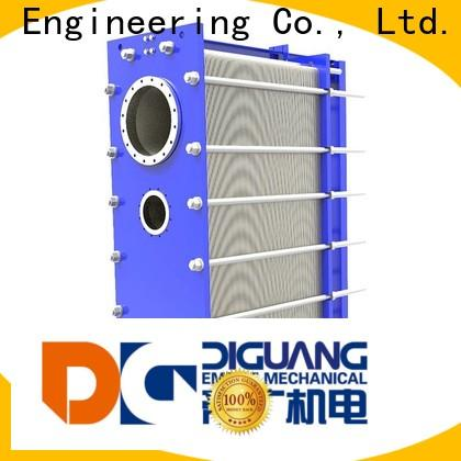 DIGUANG plate type heat exchanger Supply for transferring heat