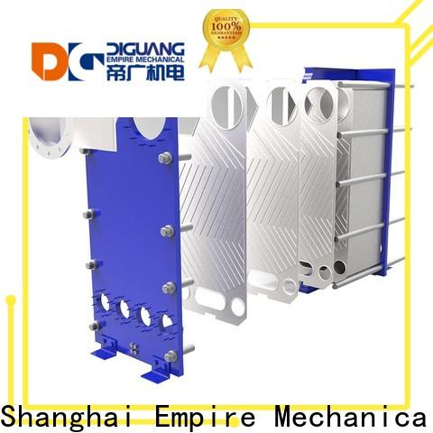 Best plate heat exchanger gasket manufacturer company for transferring heat