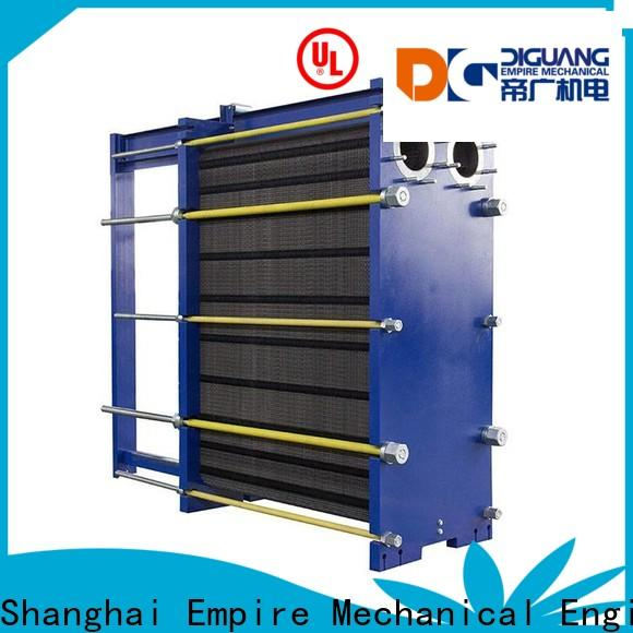 DIGUANG 20 plate heat exchanger company for transferring heat