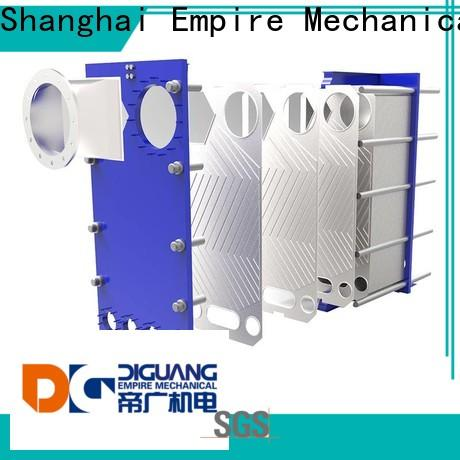 DIGUANG plate and frame heat exchanger design factory for transferring heat