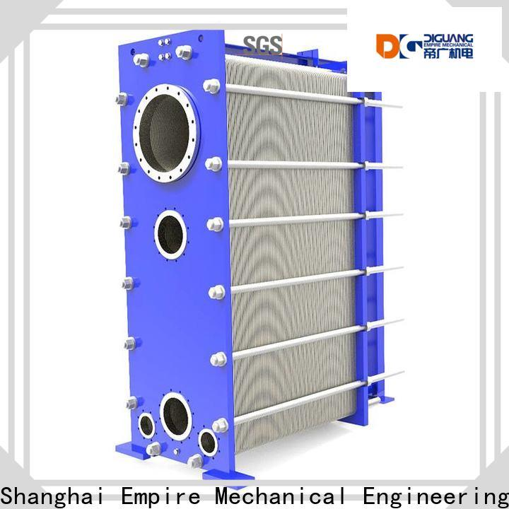 DIGUANG plate heat exchanger plates Supply for transferring heat