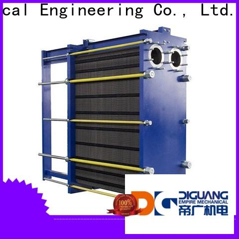 DIGUANG Wholesale plate exchanger design manufacturers for transferring heat