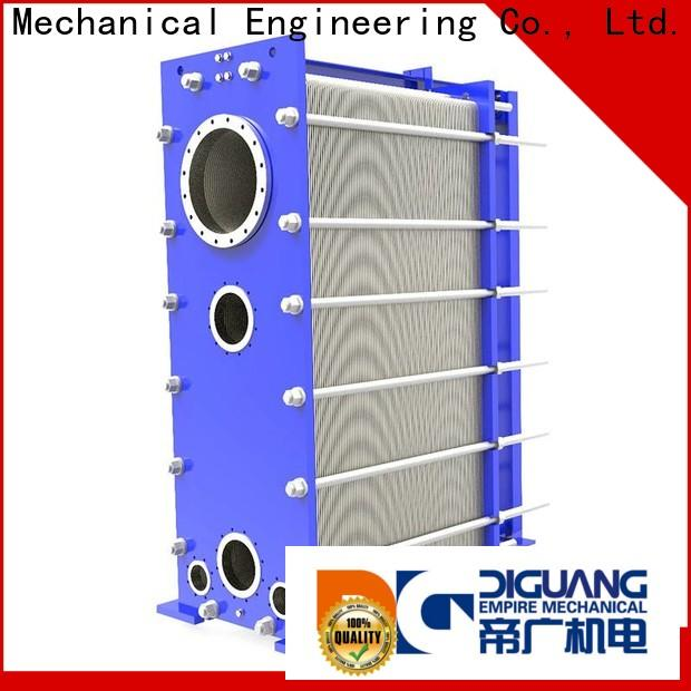 Best shell and tube heat exchanger sizing factory for transferring heat
