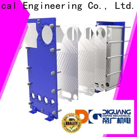 DIGUANG Wholesale plate coolers heat exchangers Supply for transferring heat