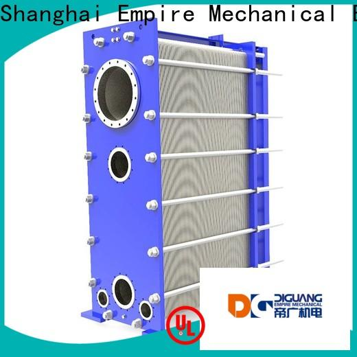 DIGUANG hot water heat exchanger for business for transferring heat