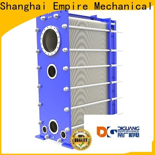 Best heat transfer plate heat exchanger Suppliers for transferring heat