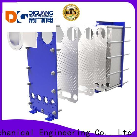 Top plate exchanger manufacturers for transferring heat