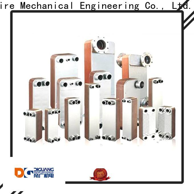 DIGUANG double pipe heat exchanger factory for transferring heat