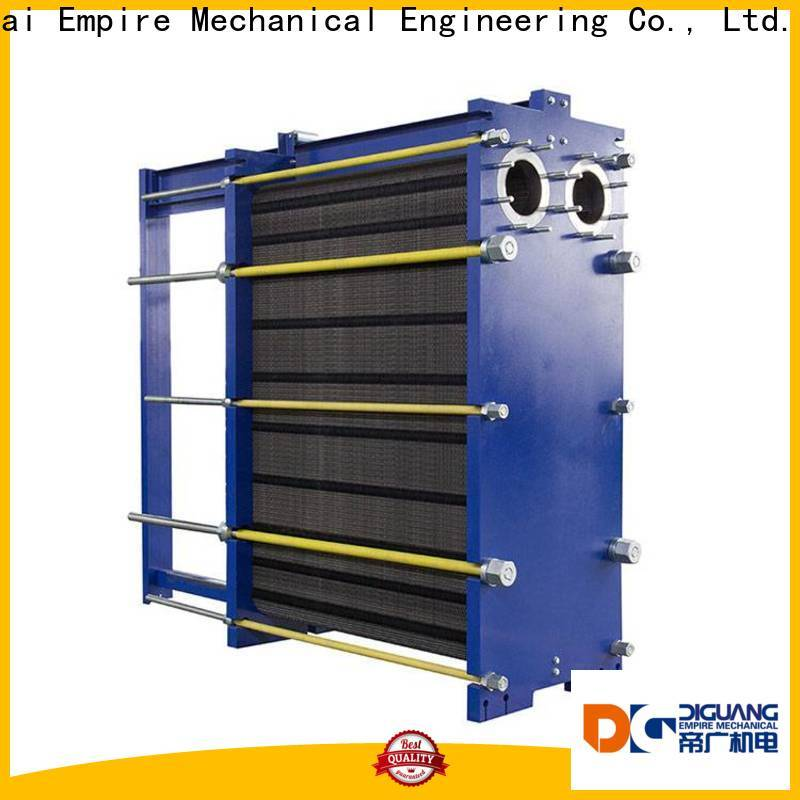 DIGUANG shell and tube heat exchanger design company for transferring heat