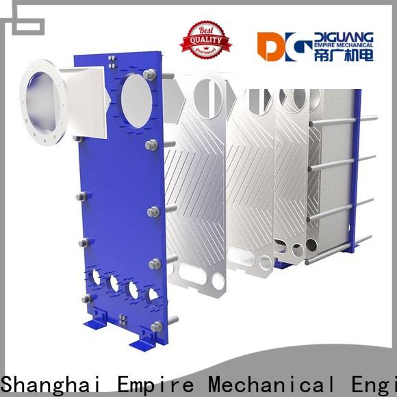 DIGUANG Custom shell and tube heat exchanger design for business for transferring heat