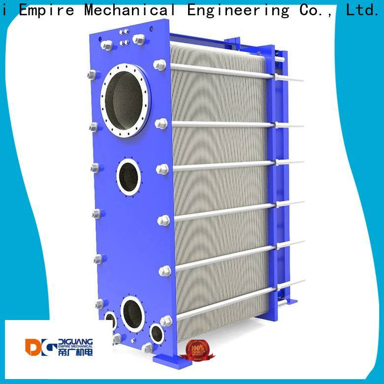 DIGUANG Wholesale brazed heat exchanger Supply for transferring heat