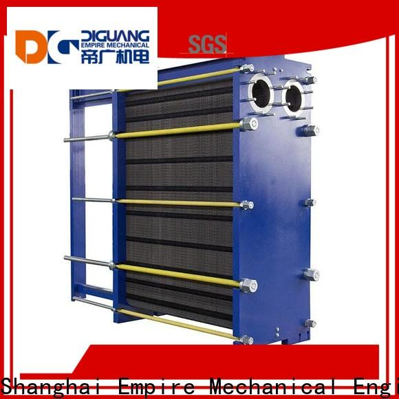 DIGUANG Wholesale plate heat exchanger design company for transferring heat