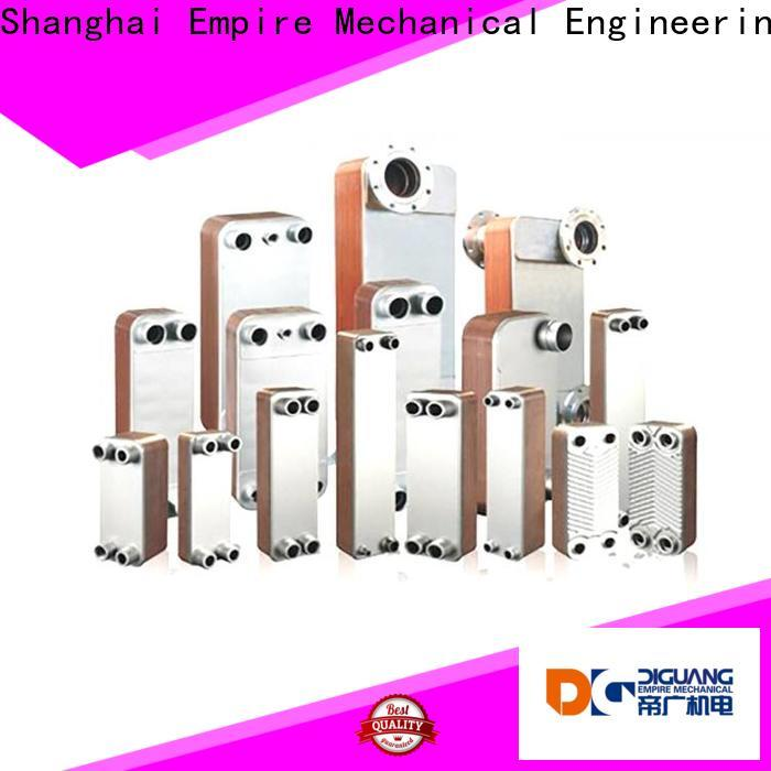 DIGUANG Latest plate and shell heat exchanger Supply for transferring heat