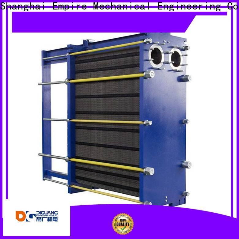 DIGUANG free flow plate heat exchanger Suppliers for transferring heat