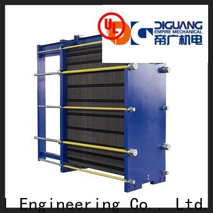 Bulk purchase OEM welded plate heat exchanger factory for transferring heat