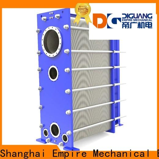 DIGUANG industrial plate heat exchanger for business for transferring heat