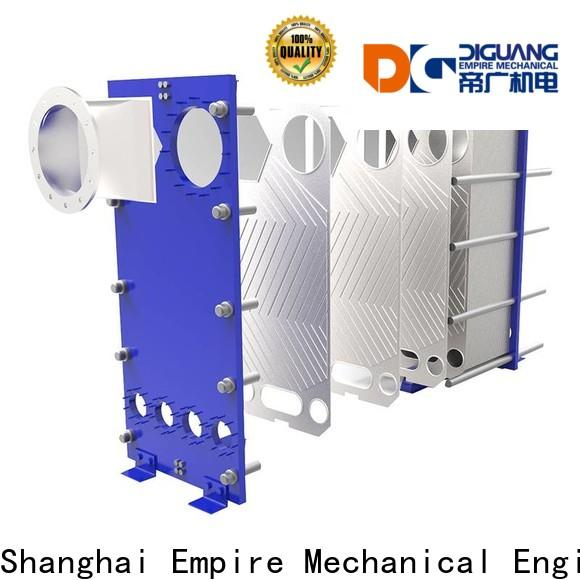 DIGUANG OEM high quality flat plate heat exchanger for sale for business for transferring heat