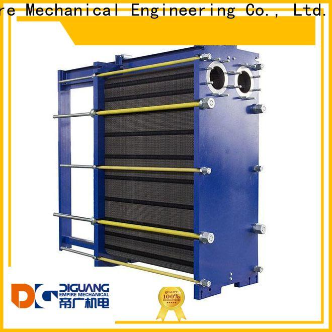 DIGUANG plate type heat exchanger design Supply for transferring heat